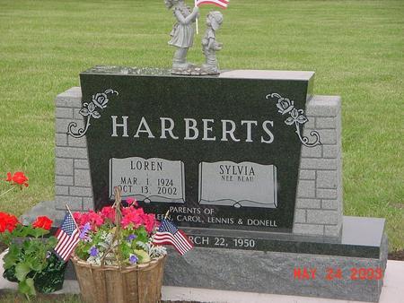 HARBERTS, LORNE - Lyon County, Iowa | LORNE HARBERTS