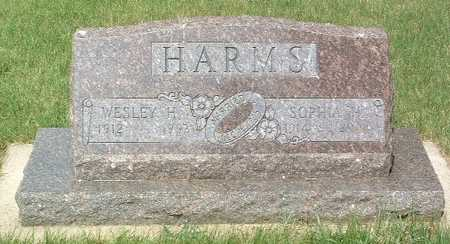 HARMS, WESLEY H. - Lyon County, Iowa | WESLEY H. HARMS