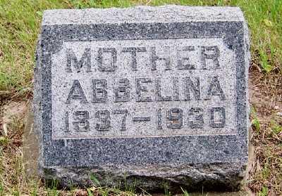 HELMERS, ABBELINA - Lyon County, Iowa   ABBELINA HELMERS