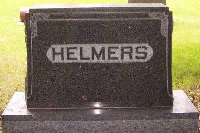 HELMERS, FAMILY HEADSTONE - Lyon County, Iowa | FAMILY HEADSTONE HELMERS