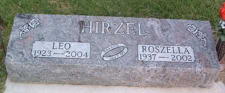 HERZEL, ROSZELLA - Lyon County, Iowa | ROSZELLA HERZEL