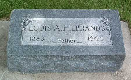 HILBRANDS, LOUIS A. - Lyon County, Iowa | LOUIS A. HILBRANDS