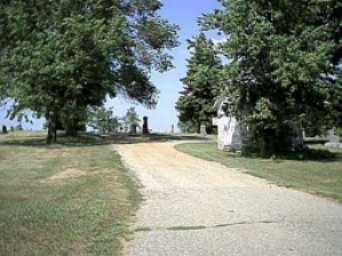HILLSIDE, CEMETERY - Lyon County, Iowa | CEMETERY HILLSIDE