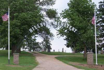 HILLSIDE (DOON), CEMETERY - Lyon County, Iowa | CEMETERY HILLSIDE (DOON)