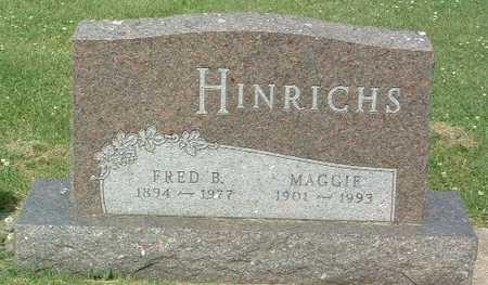 HINRICHS, MAGGIE - Lyon County, Iowa | MAGGIE HINRICHS