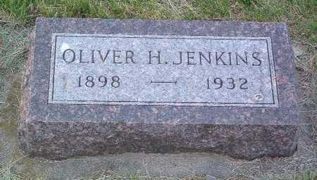 JENKINS, OLIVER H. - Lyon County, Iowa | OLIVER H. JENKINS