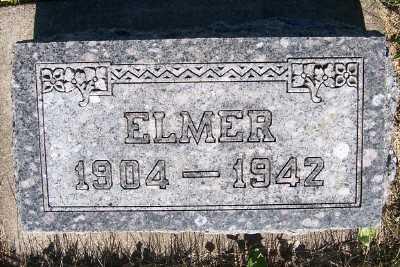 JOHNSON, ELMER - Lyon County, Iowa | ELMER JOHNSON