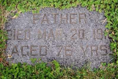 JOHNSON, FATHER - Lyon County, Iowa | FATHER JOHNSON