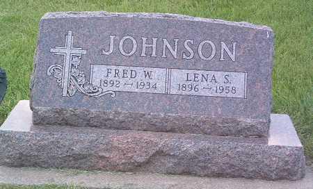 JOHNSON, LENA S. - Lyon County, Iowa | LENA S. JOHNSON
