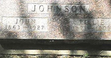 JOHNSON, JOHN - Lyon County, Iowa | JOHN JOHNSON