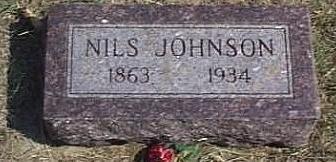 JOHNSON, NILS - Lyon County, Iowa | NILS JOHNSON