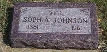 JOHNSON, SOPHIA - Lyon County, Iowa | SOPHIA JOHNSON