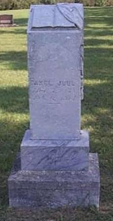 JUHL, AXEL - Lyon County, Iowa | AXEL JUHL