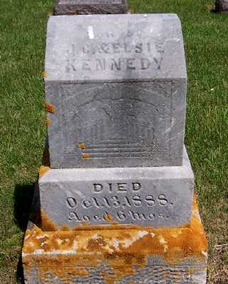 KENNEDY, HOWARD (SON OF J.C.&ELSIE) - Lyon County, Iowa | HOWARD (SON OF J.C.&ELSIE) KENNEDY