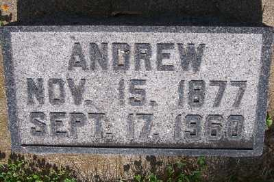 KLOVSTAD, ANDREW - Lyon County, Iowa | ANDREW KLOVSTAD
