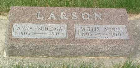 LARSON, WILLIS - Lyon County, Iowa | WILLIS LARSON