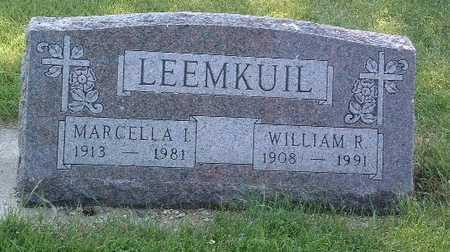 LEEMKUIL, MARCELLA L. - Lyon County, Iowa | MARCELLA L. LEEMKUIL