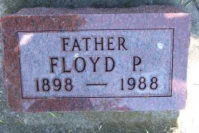 LEHMAN, FLOYD P. - Lyon County, Iowa   FLOYD P. LEHMAN