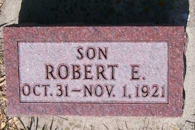 LEHMAN, ROBERT E. - Lyon County, Iowa   ROBERT E. LEHMAN