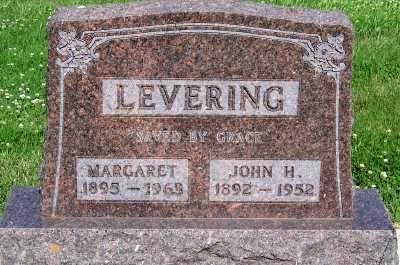 LEVERING, MARGARET - Lyon County, Iowa | MARGARET LEVERING