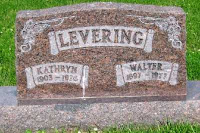 LEVERING, KATHRYN - Lyon County, Iowa | KATHRYN LEVERING