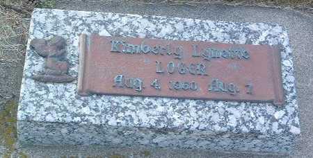 LOGER, KIMBERLY LYNETTE - Lyon County, Iowa | KIMBERLY LYNETTE LOGER