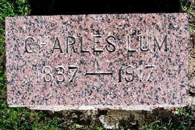 LUM, CHARLES - Lyon County, Iowa | CHARLES LUM