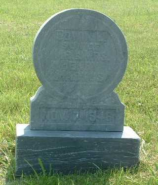 MARKUS, EDWIN L. - Lyon County, Iowa | EDWIN L. MARKUS