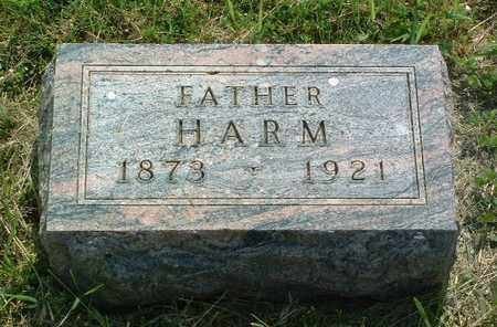 MARKUS, HARM - Lyon County, Iowa | HARM MARKUS