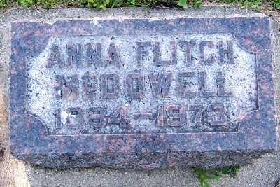 MCDOWELL, ANNA - Lyon County, Iowa | ANNA MCDOWELL
