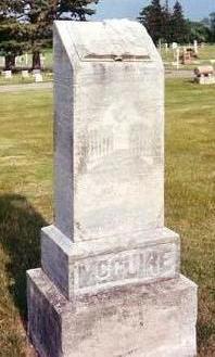 MCGUIRE, MARY - Lyon County, Iowa | MARY MCGUIRE