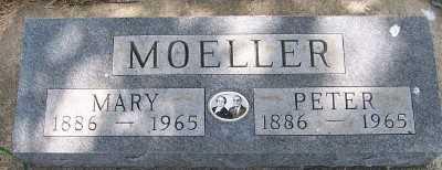 MOELLER, MARY - Lyon County, Iowa | MARY MOELLER