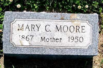MOORE, MARY C. - Lyon County, Iowa | MARY C. MOORE