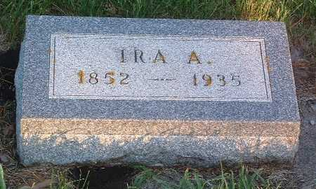 MORAIN, IRA A. - Lyon County, Iowa | IRA A. MORAIN