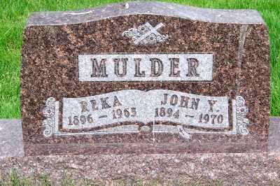 MULDER, REKA - Lyon County, Iowa | REKA MULDER