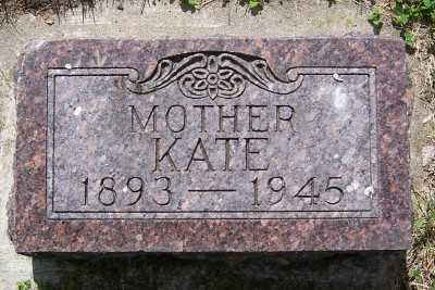 MULDER, KATE - Lyon County, Iowa | KATE MULDER