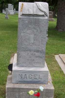 NAGEL, LOUIE J. - Lyon County, Iowa | LOUIE J. NAGEL