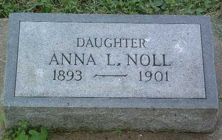 NOLL, ANNA L. - Lyon County, Iowa | ANNA L. NOLL