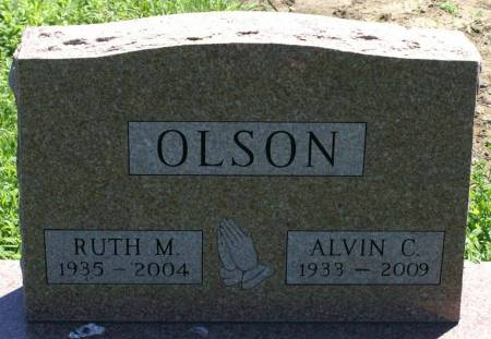 OLSON, ALVIN C. - Lyon County, Iowa | ALVIN C. OLSON