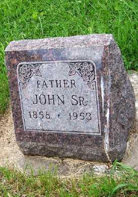 OTTEN, JOHN SR. - Lyon County, Iowa | JOHN SR. OTTEN
