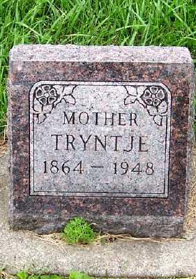 OTTEN, TRYNTJE - Lyon County, Iowa | TRYNTJE OTTEN