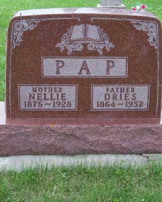 PAP, DRIES - Lyon County, Iowa | DRIES PAP