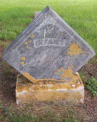 PENNING, INFANT SON OF JOHN J. (1892) - Lyon County, Iowa | INFANT SON OF JOHN J. (1892) PENNING