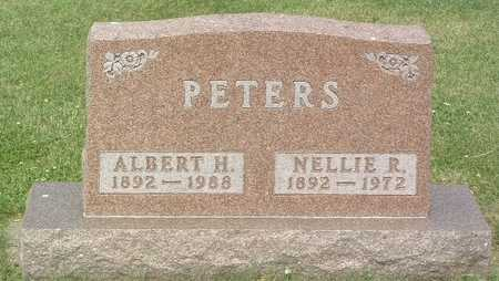 PETERS, ALBERT H. - Lyon County, Iowa | ALBERT H. PETERS