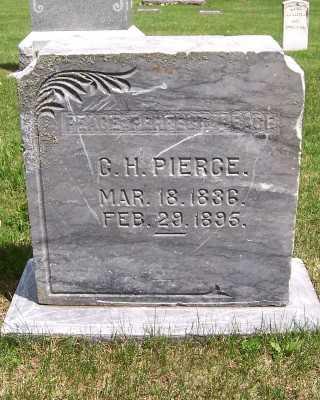 PIERCE, C. H. - Lyon County, Iowa | C. H. PIERCE