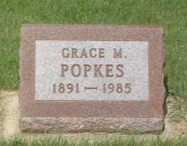 POPKES, GRACE M. - Lyon County, Iowa | GRACE M. POPKES