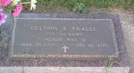 PRALLE, KELTON E. - Lyon County, Iowa | KELTON E. PRALLE