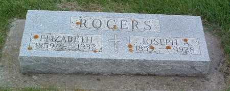 ROGERS, JOSEPH A. - Lyon County, Iowa | JOSEPH A. ROGERS