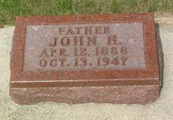 ROSENBOOM, JOHN - Lyon County, Iowa | JOHN ROSENBOOM