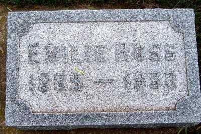 ROSS, EMILIE (1889-1980) - Lyon County, Iowa | EMILIE (1889-1980) ROSS
